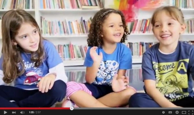 O outro lado – Crianças contam como é ter um amigo autista