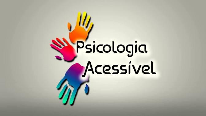 """O que é o """"Psicologia Acessível""""?"""