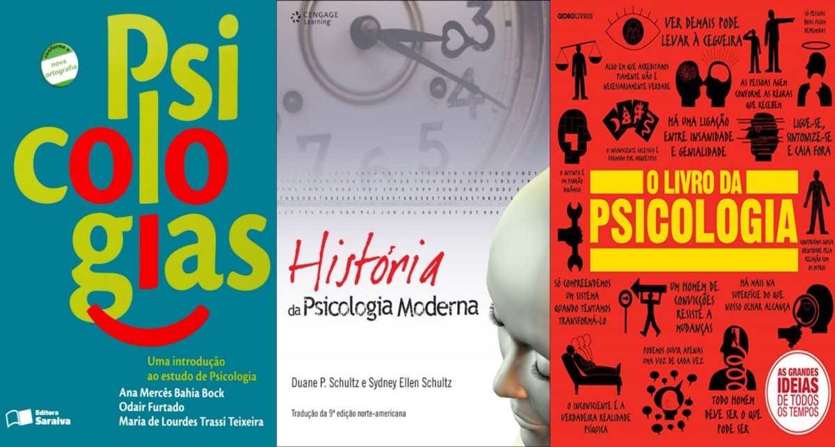 [Dica de Leitura] Livros para quem pensa em cursar Psicologia