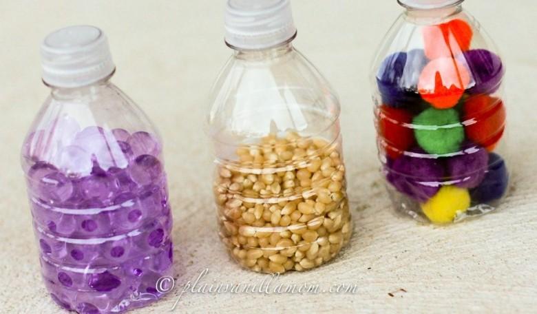 sensory bottles 12