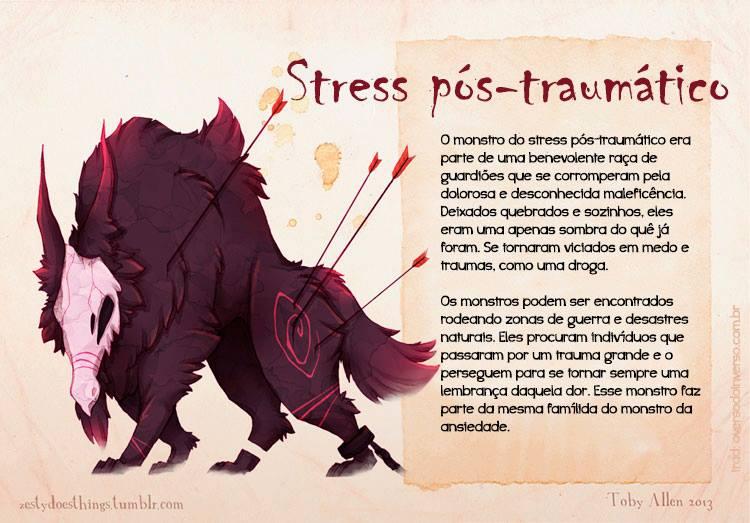 stress pós traumático