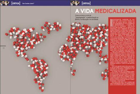 REV PSICOLOGIA EDITORA MYTHOS - VIDA MEDICALIZADA 1