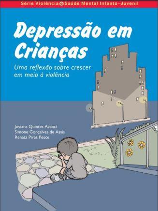 30-08-2016 LIVRO DEPRESSÃO EM CRIANÇAS