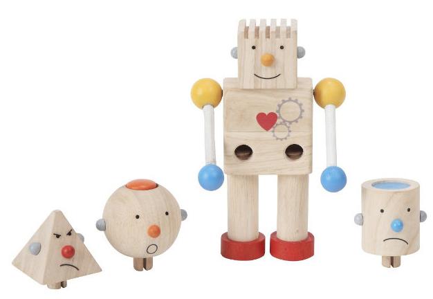 Brinquedo usa mecanismo simples para ajudar crianças com autismo