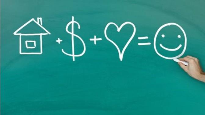 Não existe fórmula para a felicidade