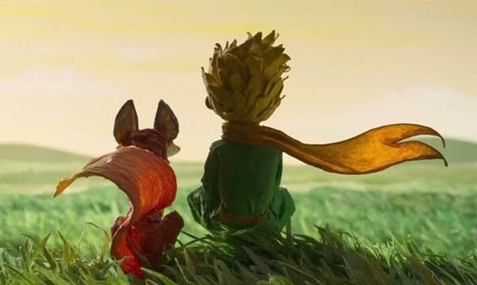 Crônica: O pequeno príncipe