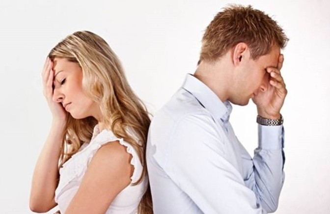 Você não tem um problema sozinho na relação! A questão é sempre dos dois.